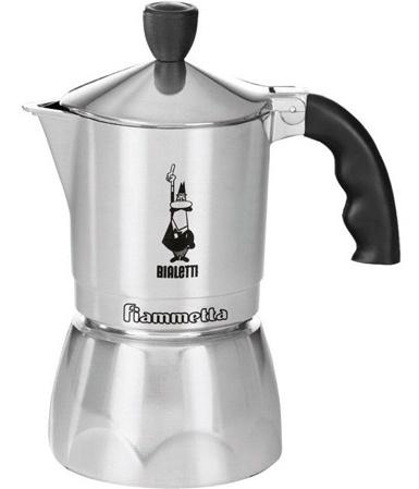 Coffee Maker Bialetti Fiammetta 3 Silver