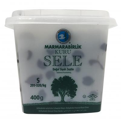 Marmarabirlik Kuru Sele -  White S - turecké olivy - 400g