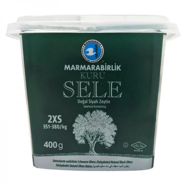Marmarabirlik Kuru Sele - Green 2XS - turecké olivy - 400g