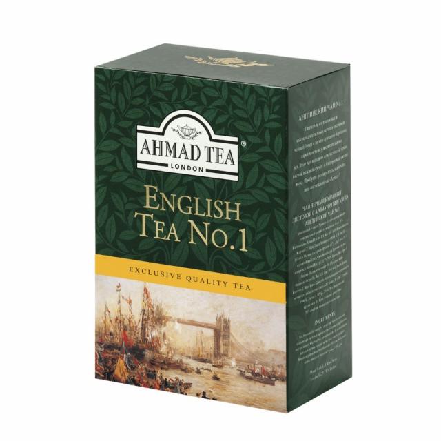 Ahmad - English Tea No.1 100g