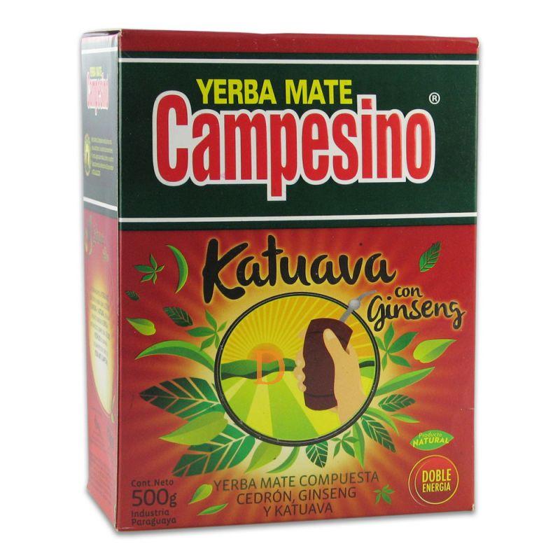 Yerba Mate - Campesino catuava - 500 g