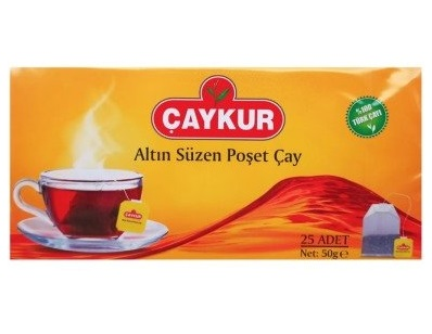 Caykur - Black Tea 50g (25 sáčků)