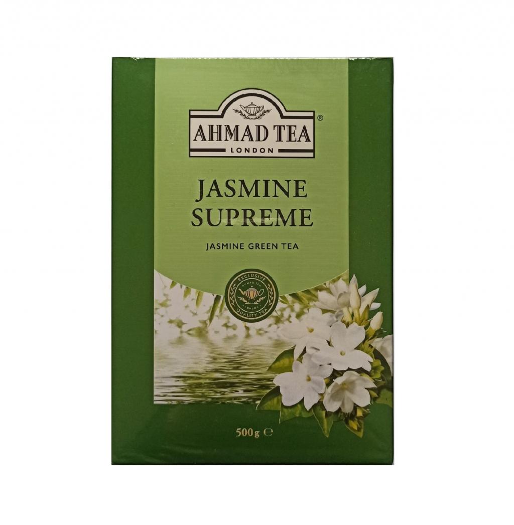 Ahmad - Jasmine Supreme Green Tea 500g
