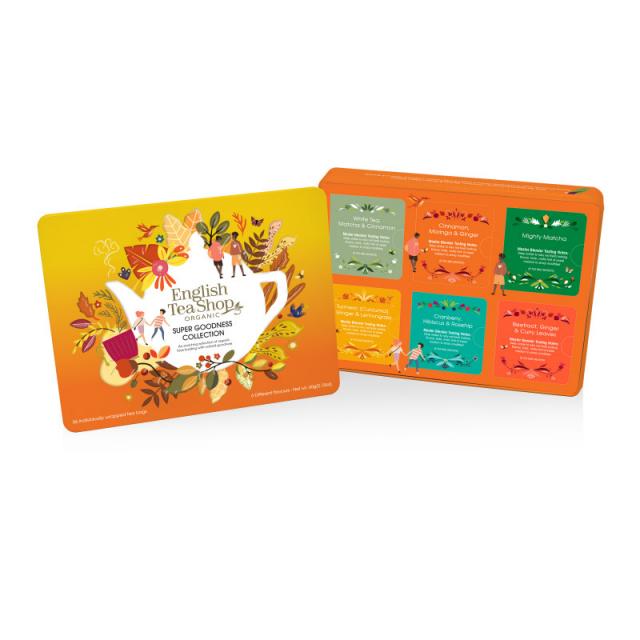 ETS - Tea Collection Super Goodness, 36 sáčků