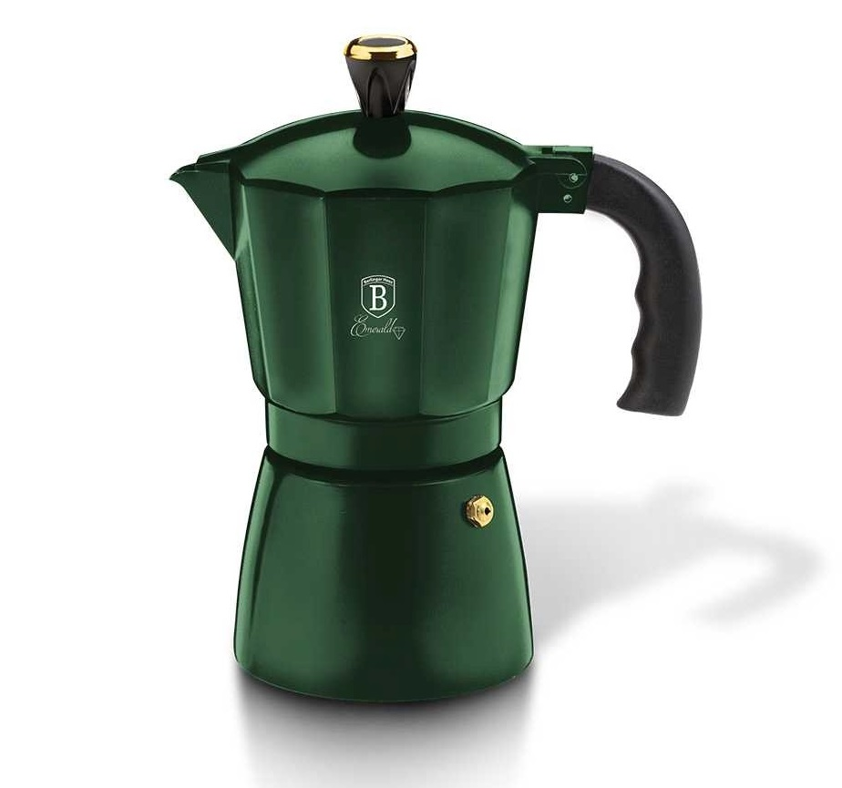 Coffee Maker BERLINGERHAUS Green - 3 cups