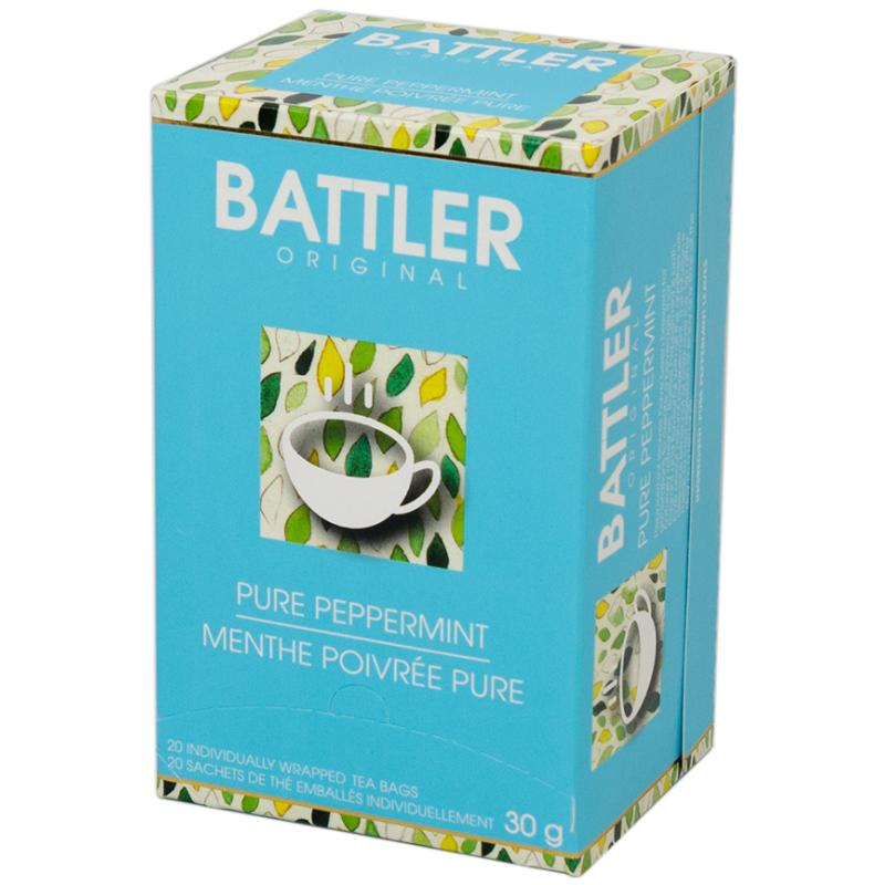 BATTLER - Peppermint 30g (20 sáčků)