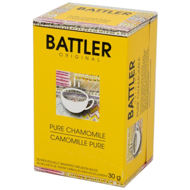 BATTLER - Chamomile 30g (20 sáčků)