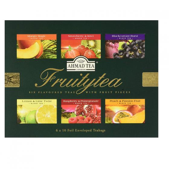 Ahmad - Fruity Tea Collection 120g (60 sáčků)