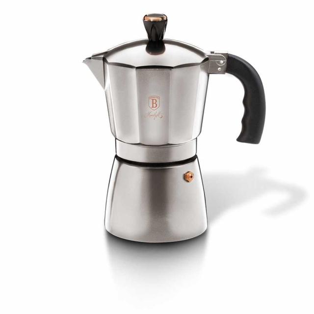 Coffee Maker BERLINGERHAUS Silver - 6 cups