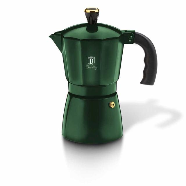 Coffee Maker BERLINGERHAUS Green - 2 cups