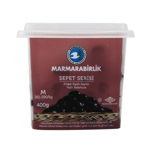 Marmarabirlik Sepet Serisi M - turecké olivy - 400g