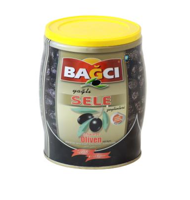 Bagci Sele Zeytinleri - turecké olivy - 750g