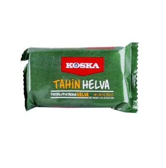 Koska Tahin Helva Fistikli - pistáciová chalva - 80g