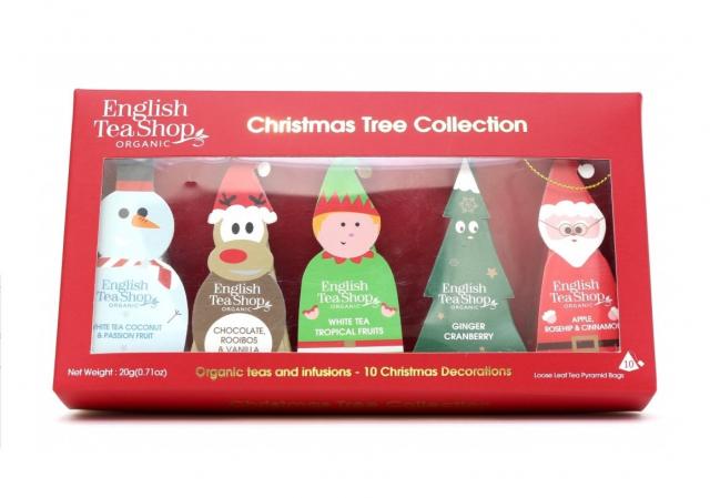ETS - Christmas Tree Collection, 10 ks figurek