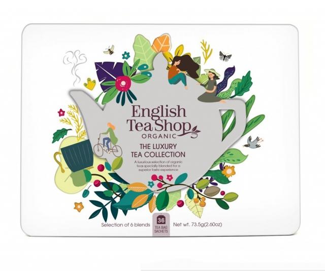 ETS - Tea Collection The Luxury Tea Collection, 36 sáčků