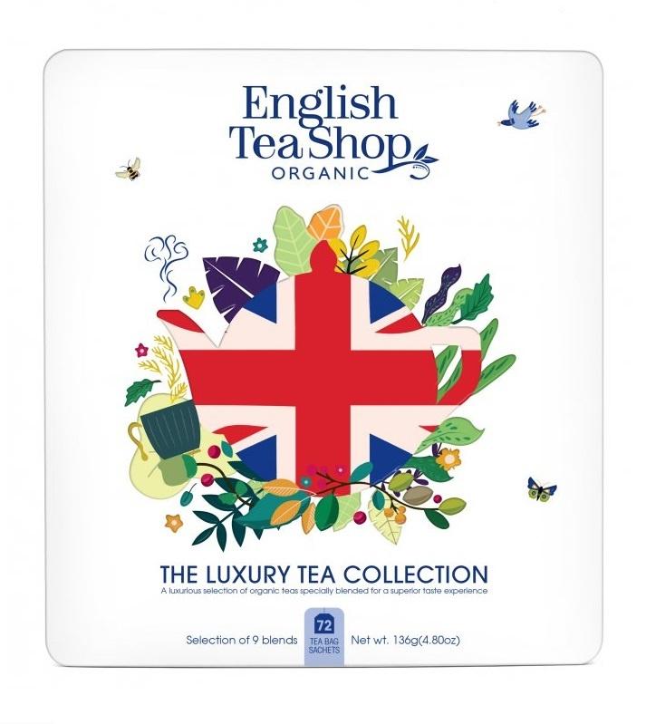 ETS - Tea Collection The Luxury Tea Collection, 72 sáčků