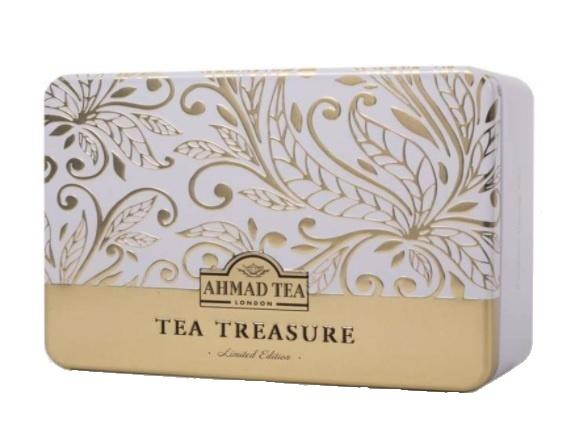 Ahmad - Treasure 120g (60 sáčků)