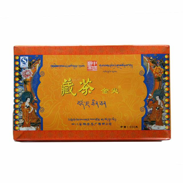 Jin Jian - Tibetský čaj 650g
