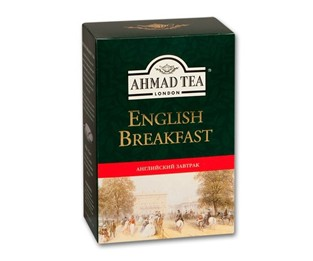 Ahmad - English Breakfast 100g