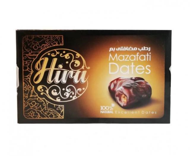 Hira Mazafati Dates - Čerstvé datle, 500g