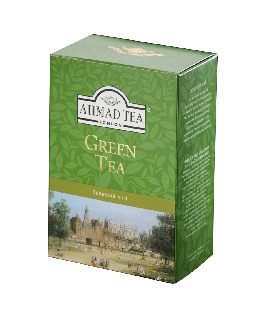 Ahmad - Green Tea 100g