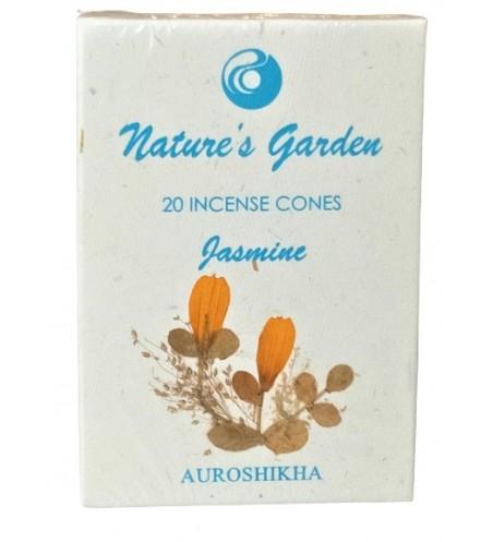 Indické vonné jehlánky Nature´s Garden - Jasmine