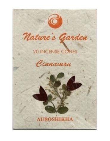 Indické vonné jehlánky Nature´s Garden - Cinnamon