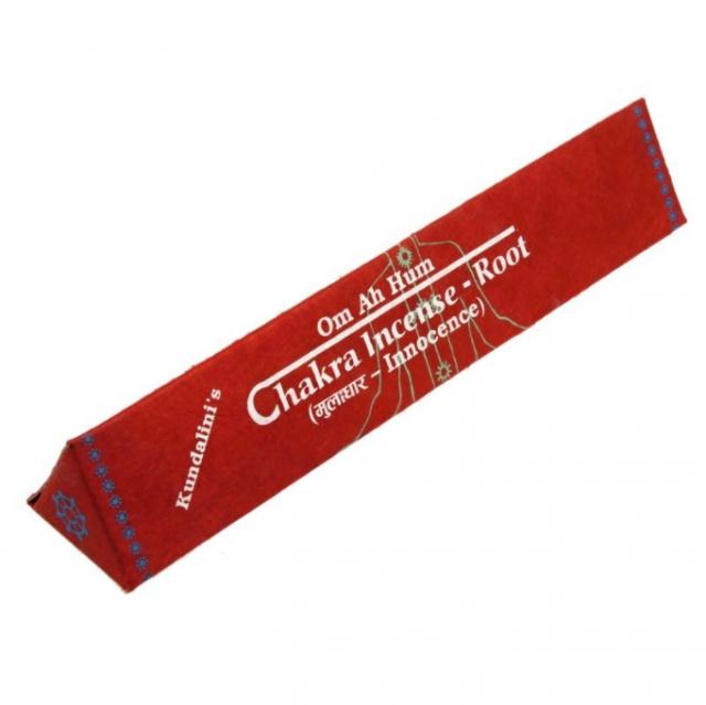 Tibetské vonné tyčinky Chakra Incense - Root