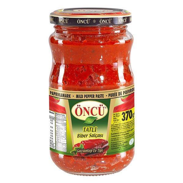 ONCU - Biber Salcari (mild) TATLI - 370g