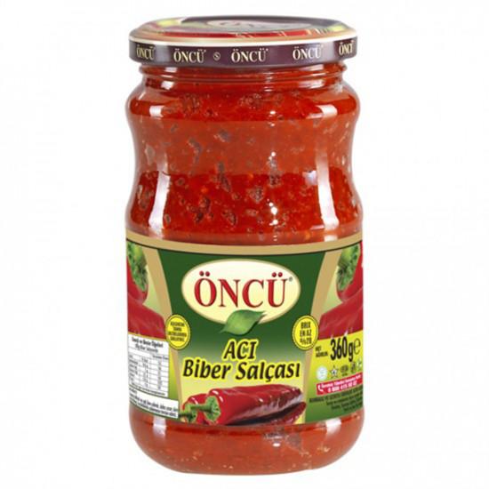 ONCU - Biber Salcari ACI (hot) - 370g