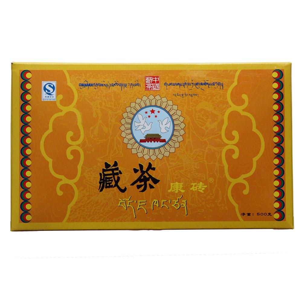 Kang Zhuan - Tibetský čaj 500g