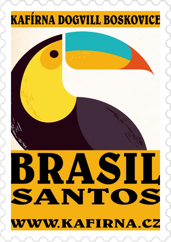 BRAZÍLIE Santos
