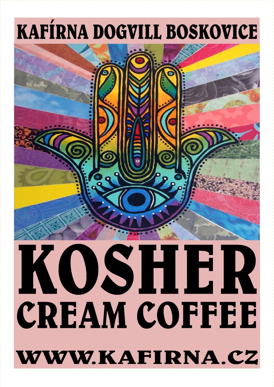 káva KOSHER