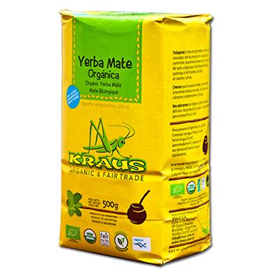 Yerba Mate - Kraus Organic 500g