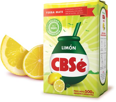 Yerba Mate - CBSE Citron 500g