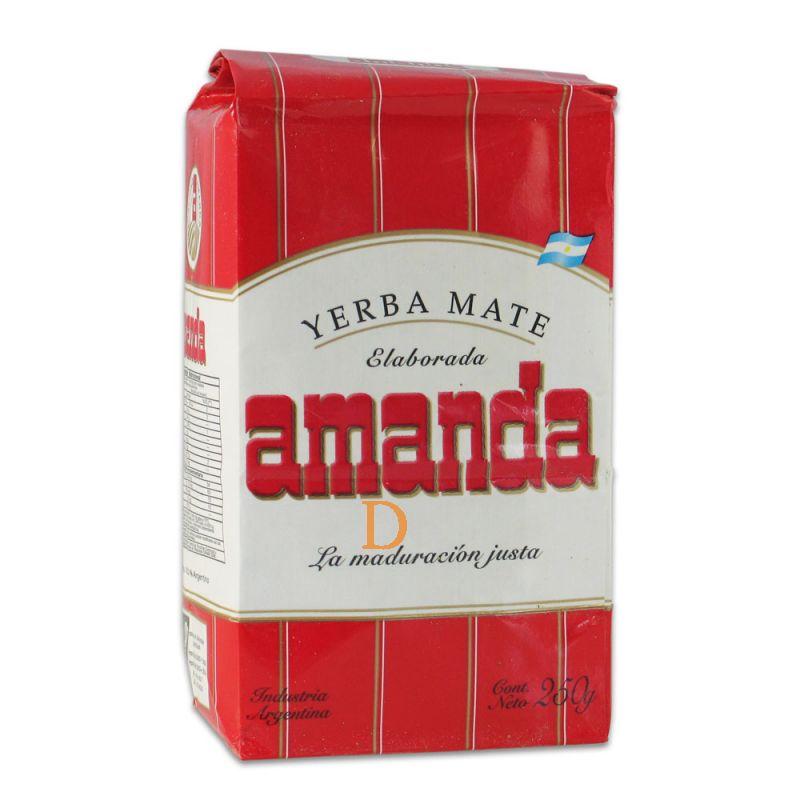 Yerba Mate - Amanda Elaborata 250g