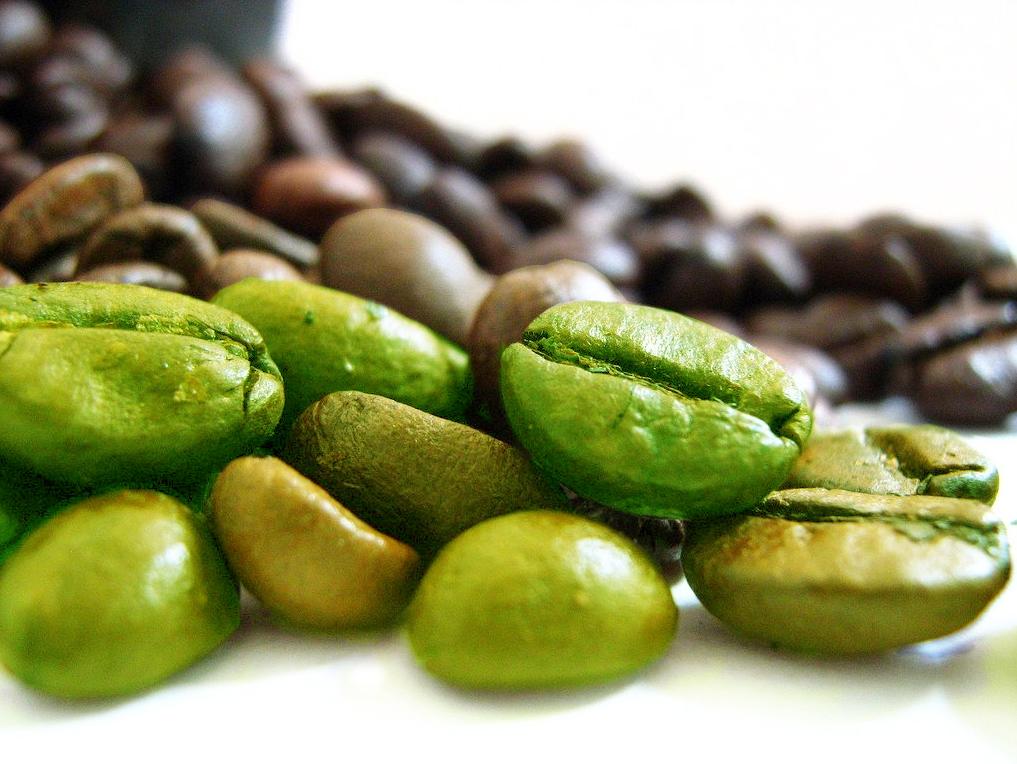 GREEN COFFEE / LEMONGRASS 100g
