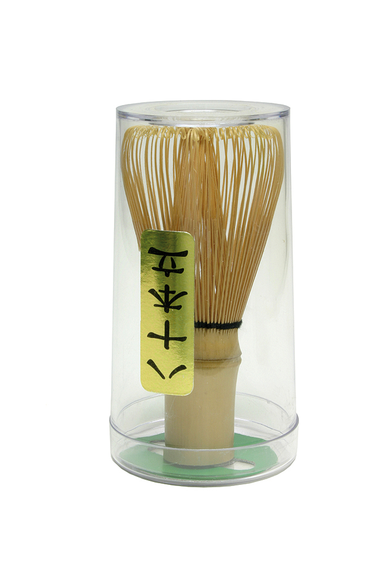 Chasen - bambusová metlička na Matchu