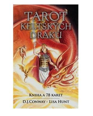 Tarot keltských draků - D. J. Conwayová, Lisa Hunt