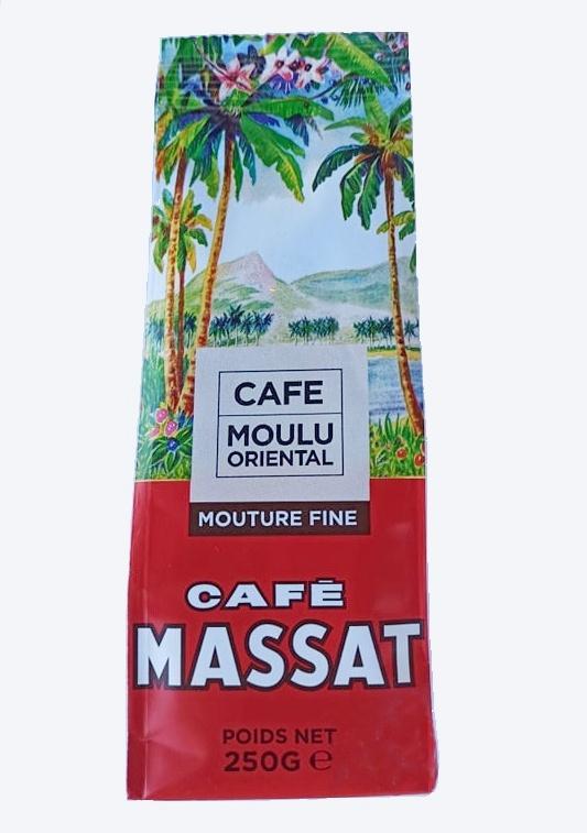 CAFÉ MASSAT - Moulu Oriental 250g