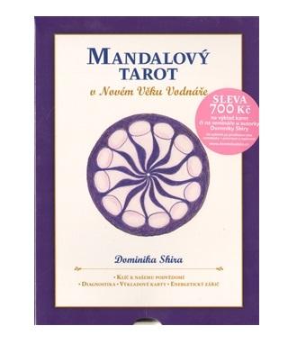 Mandalový tarot - Dominika Shira