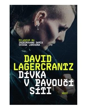 Dívka v pavoučí síti - Lagercrantz David