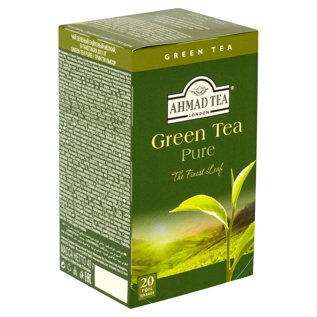 Ahmad - Green Tea 40g (20 sáčků)