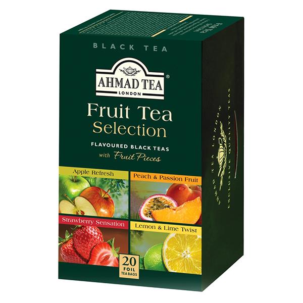 Ahmad - Fruit Tea Selection 40g (20 sáčků)