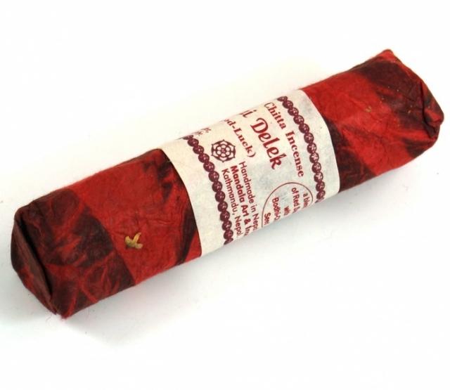 Tibetské vonné tyčinky Buddha Chitta - Tashi Delek