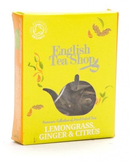 ETS - mini - Lemongrass, Ginger, Citrus 2g