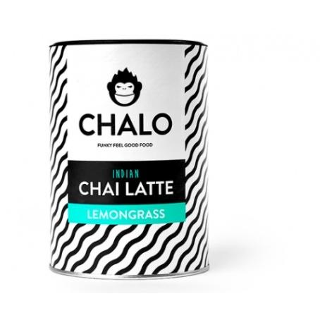 Chalo Chai Latte Lemongrass dóza 300g