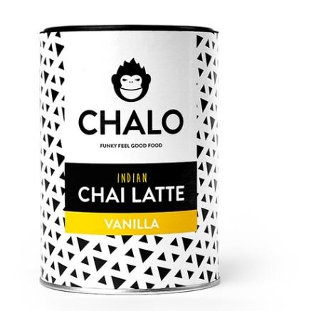 Chalo Chai Latte Vanilla dóza 300g