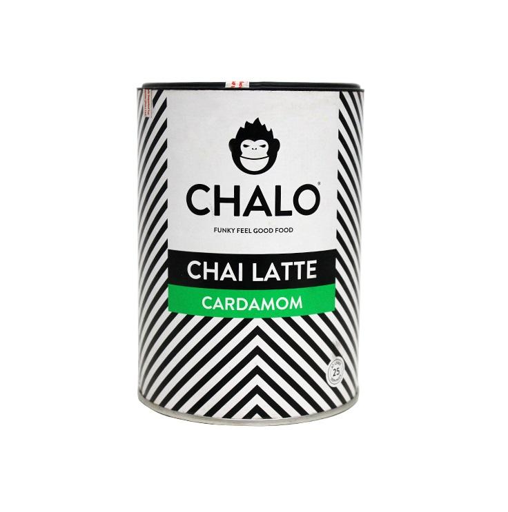 Chalo Chai Latte Cardamom dóza 300g