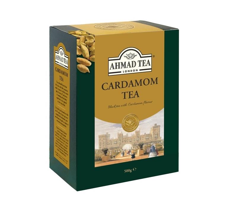Ahmad - Cardamom Tea 500g